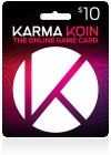 PIN  USD10 KARMA KOIN CARD (GLOBAL)